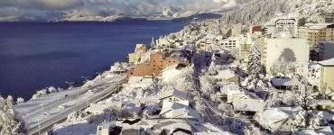 Clima y temperatura en Bariloche (Windguru) ¿Cómo está el tiempo?