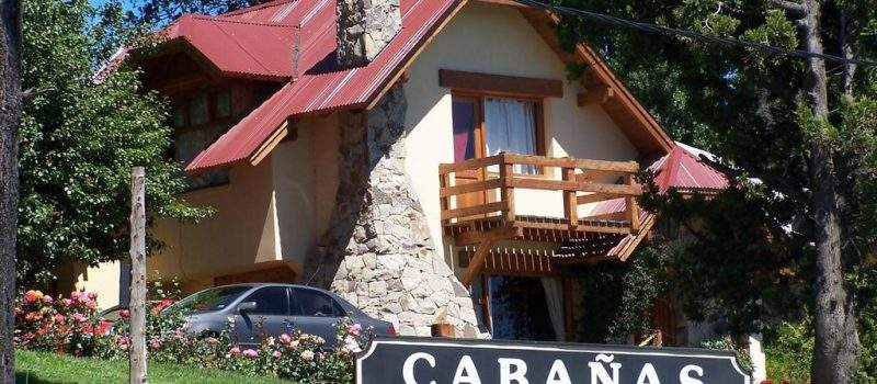 Cabaña Los Manzanos en Bariloche Río Negro Argentina