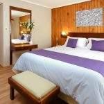 Cama Matrimonial Hotel Concorde Bariloche Rio Negro