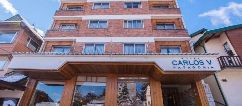 Hotel Carlos V en Bariloche Río Negro Argentina