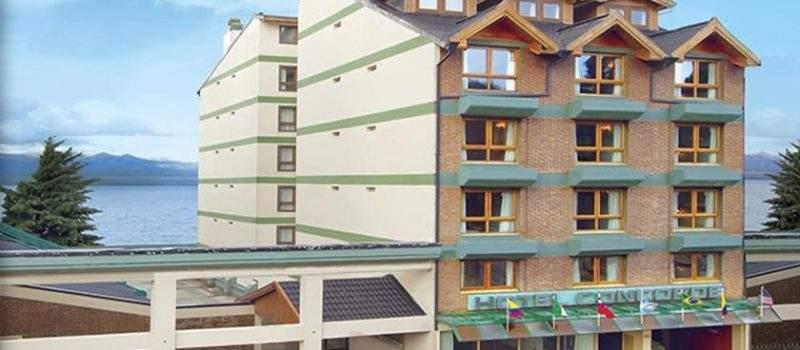 Hotel Concorde en Bariloche Río Negro Argentina