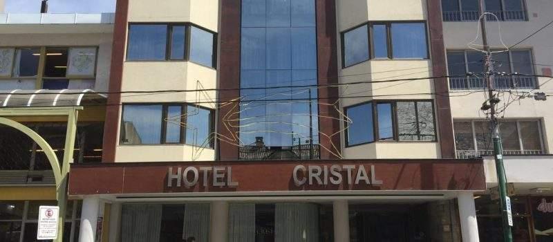 Hotel Cristal en Bariloche Río Negro Argentina