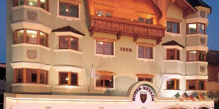 Hotel Nevada en Bariloche Río Negro Argentina