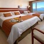 Habitacion Triple Bano Tirol Bariloche Rio Negro Argentina Hotel