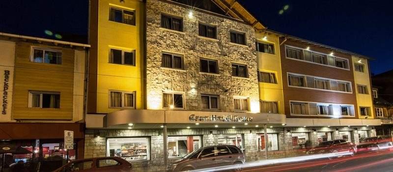 Hotel Roma en Bariloche Río Negro Argentina