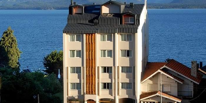 Hotel Tirol en Bariloche Río Negro Argentina