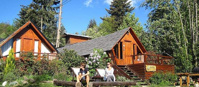 Hostel Alaska en Bariloche Río Negro Argentina
