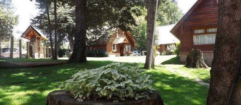 Cabaña Pinotea en Bariloche Río Negro Argentina