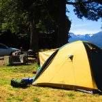 Carpa La Querencia Bariloche Argentina Camping Rio Negro