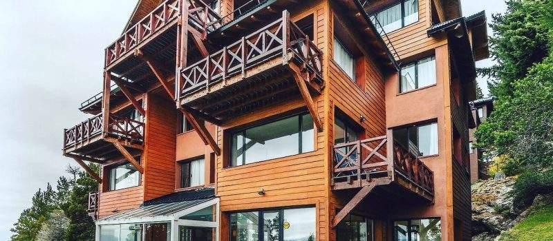 Aparthotel Catalonia en Bariloche Río Negro Argentina