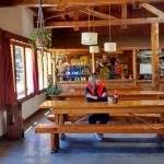 Comedor Los Rapidos Bariloche Argentina Camping Rio Negro