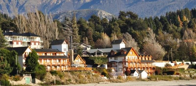 Aparthotel Del Lago en Bariloche Río Negro Argentina