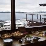 Desayuno Hostel Inn Bariloche Argentina Rio Negro
