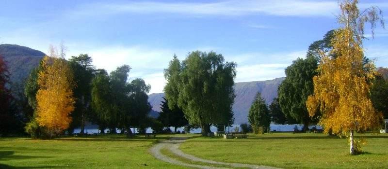 Camping La Querencia en Bariloche Río Negro Argentina