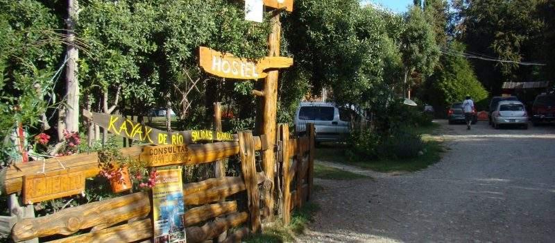 Camping Los Coihues en Bariloche Río Negro Argentina