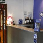 Recepcion Hopa Hostel Bariloche Argentina Rio Negro