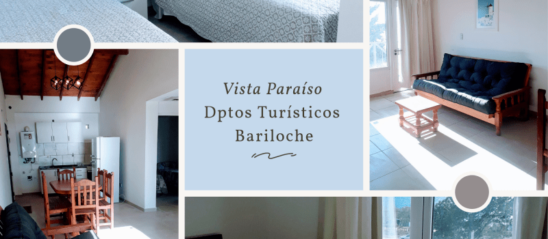 Alquiler de Departamento Vista Paraíso en Bariloche Río Negro Argentina